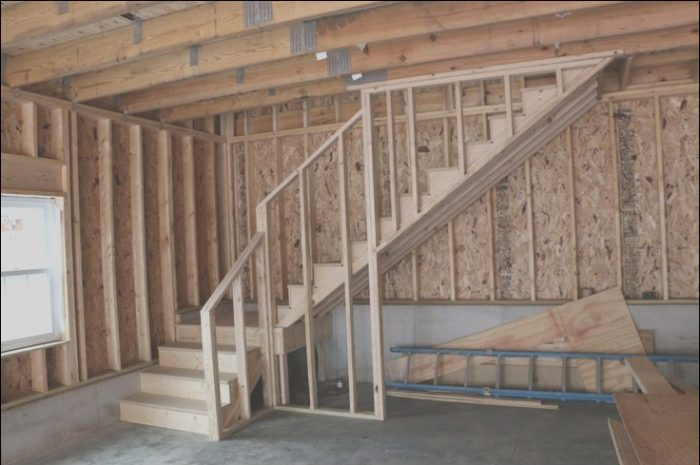 14 Limited attic Stairs Garage Code Photography