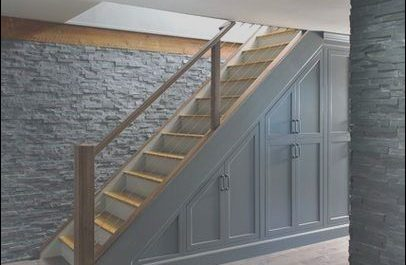 Basement Stairs Decor Lovely top 70 Best Basement Stairs Ideas Staircase Designs