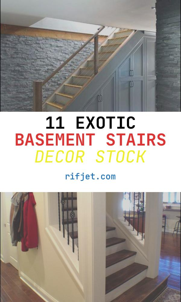 11 Exotic Basement Stairs Decor Stock