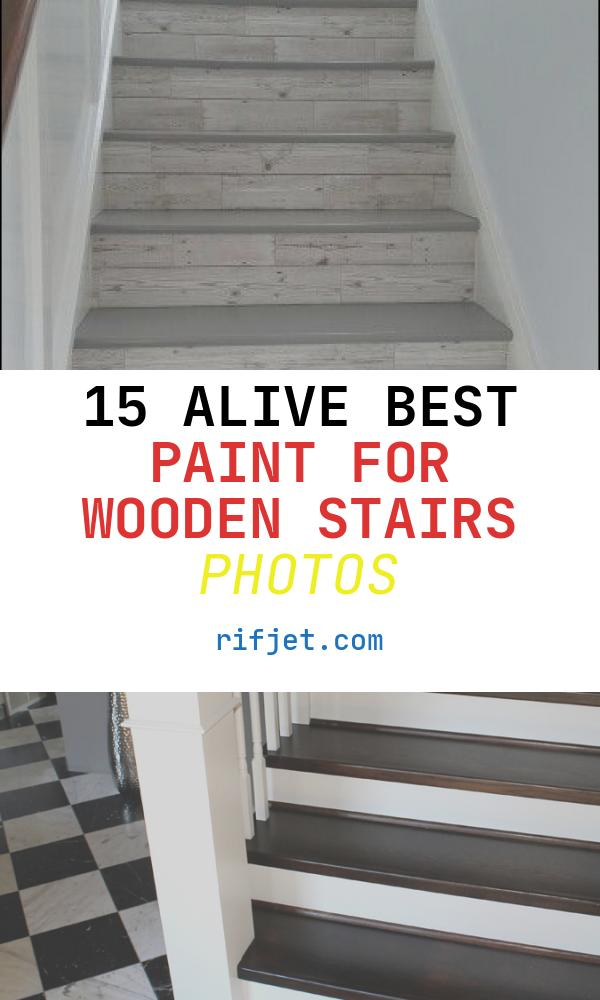 Best Paint for Wooden Stairs Awesome 24 Best Painted Stairs Ideas for Your New Home