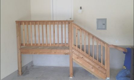 Build Garage Stairs Landing Beautiful 9 Best Garage Stairs Images On Pinterest