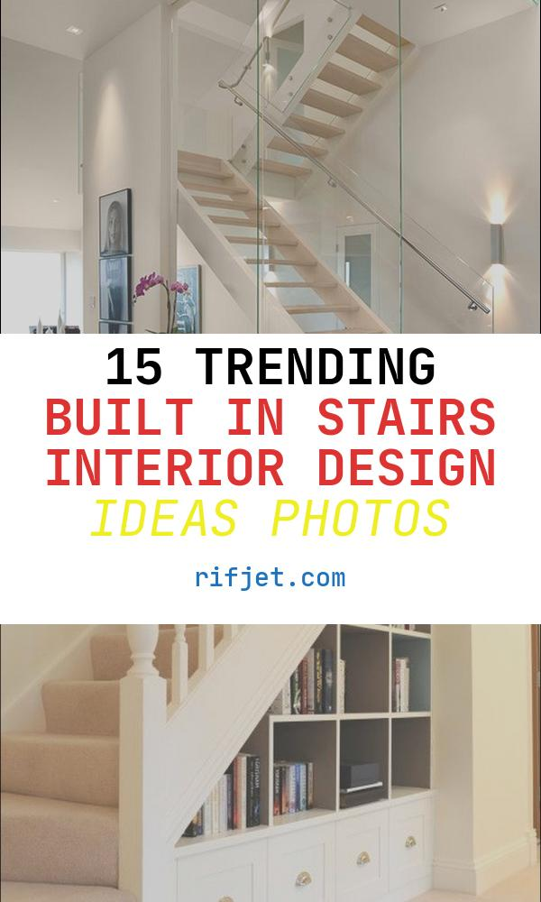 Built In Stairs Interior Design Ideas Lovely 20 Glass Staircase Wall Designs with A Graceful Impact