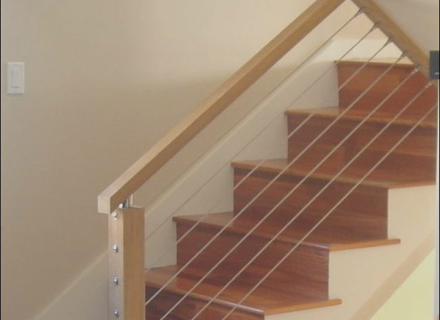 9 Unusual Cable Railing for Interior Stairs Photos
