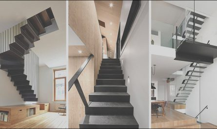 Contemporary Black Stairs Elegant 12 Black Stairs that Add A sophisticated touch to these