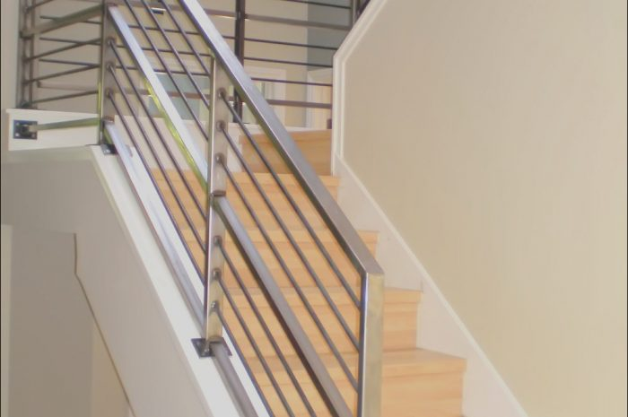 11 Incredible Contemporary Stairs and Railings Stock