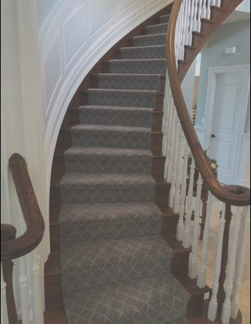 8 Wondeful Contemporary Stairs with Carpet Photos