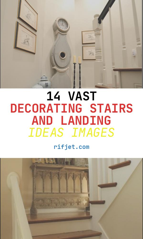 Decorating Stairs and Landing Ideas Beautiful 25 Modern Staircase Landing Decorating Ideas to Get Inspired