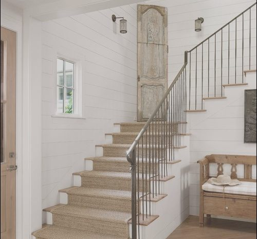 14 Artistic Farmhouse Stairs Ideas Photography