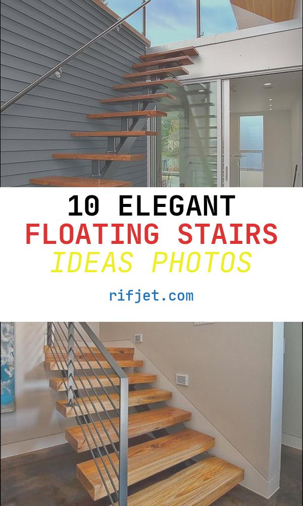Floating Stairs Ideas Lovely Floating Staircase Ideas