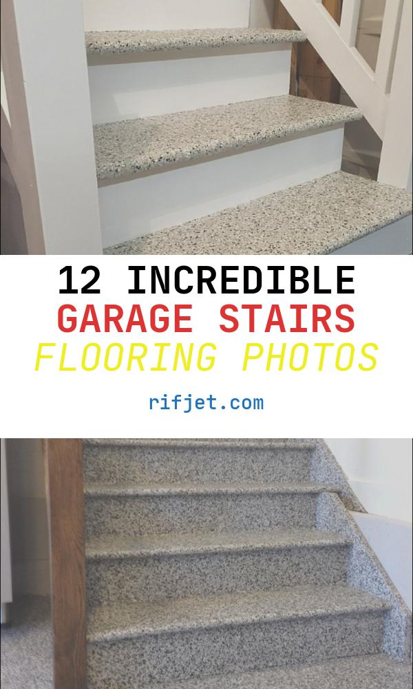 Garage Stairs Flooring Best Of Epoxy On Stairs why Yes We Do Love that In 2019