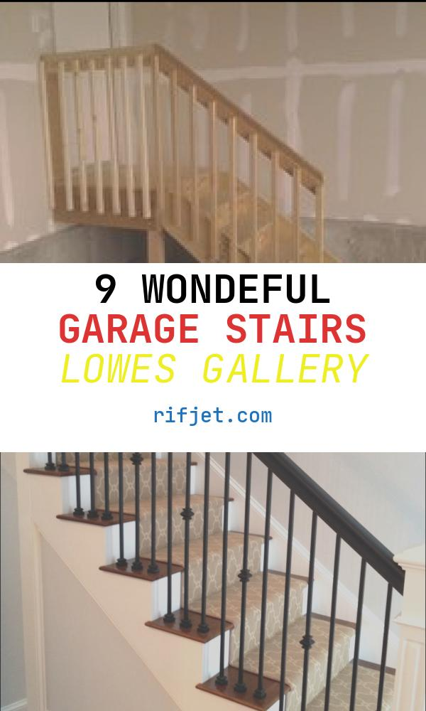 9 Wondeful Garage Stairs Lowes Gallery