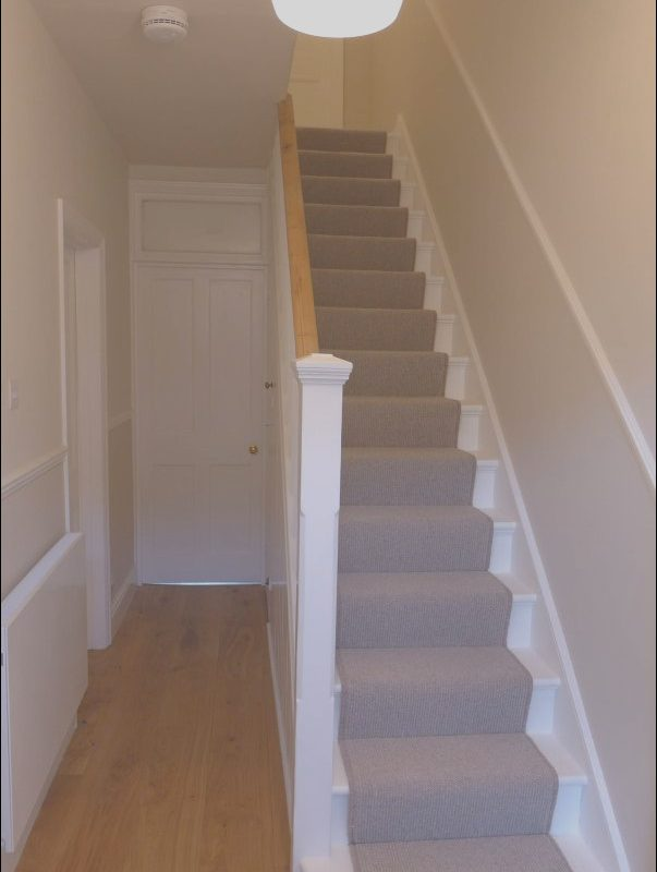 Hall Stairs Landing Decorating Cost Luxury Halls Stairs and Landings Style within