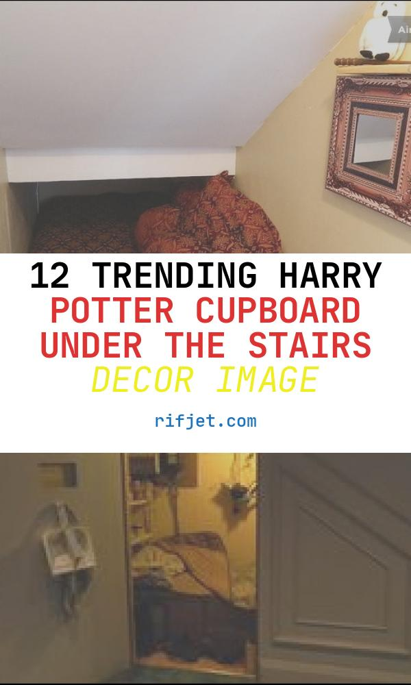 12 Trending Harry Potter Cupboard Under the Stairs Decor Image