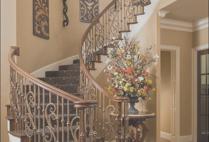 12 Conventional Home Stairs Decor Photography