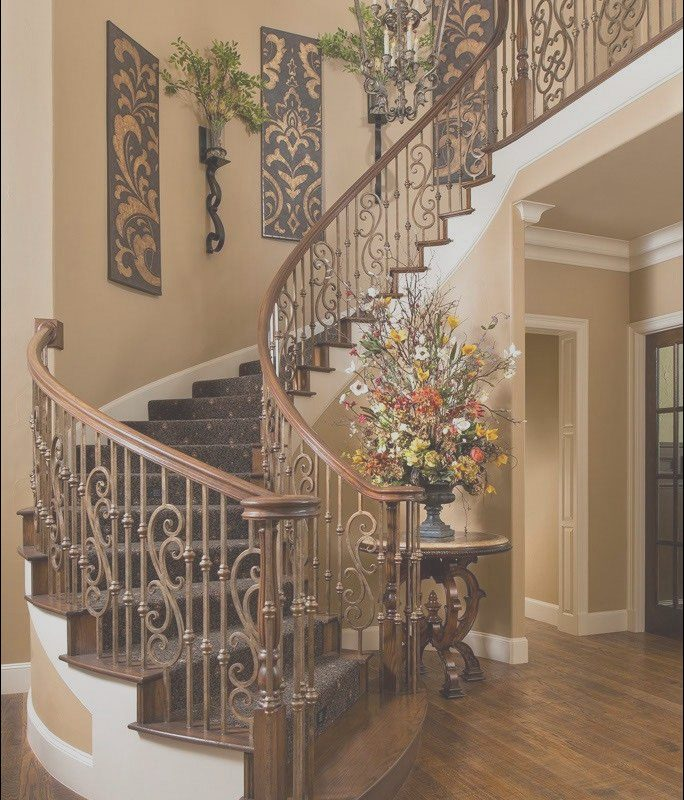 Home Stairs Decor Unique Beautiful Tuscan Staircase