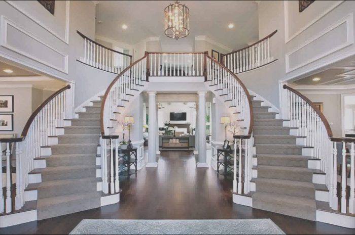 15 Amazing House Plans with Two Sets Of Stairs Photography