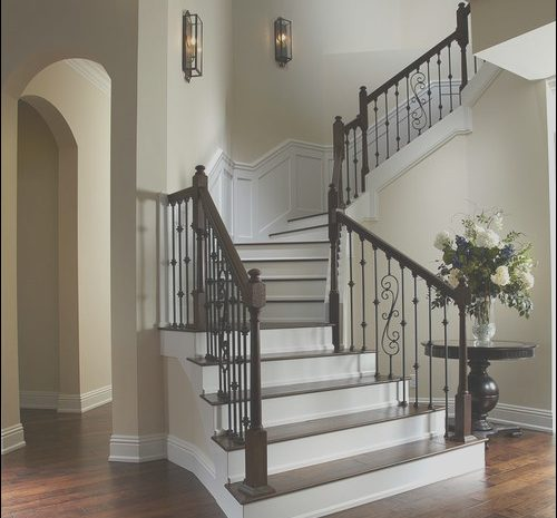 14 Elegant House Stairs Design Ideas Photos