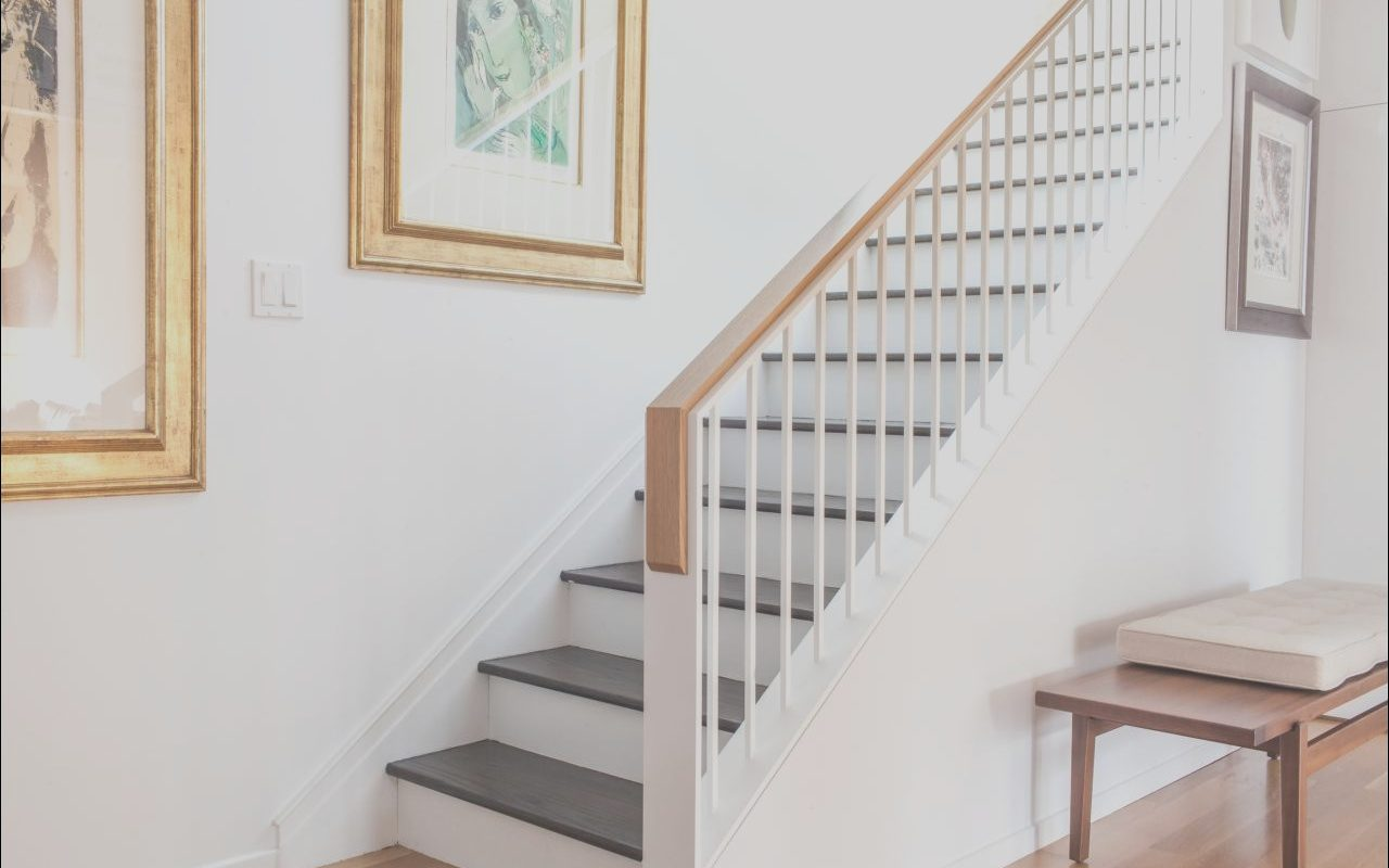 Indoor Stairs Home Depot Awesome Indoor Stair Railing Kits Home Depot