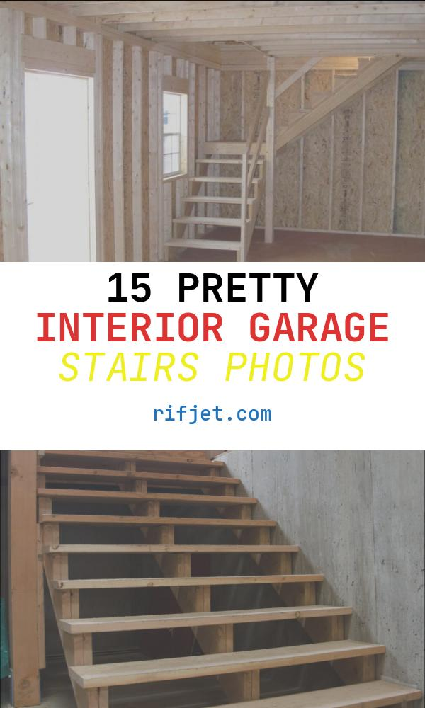 Interior Garage Stairs Fresh Two Story Garage Interior Staircase Diy In 2019
