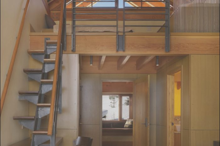 10 Terrific Interior Loft Stairs Stock
