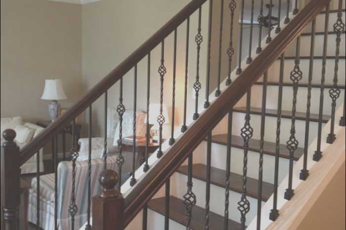 12 Premium Interior Stairs and Railings Collection