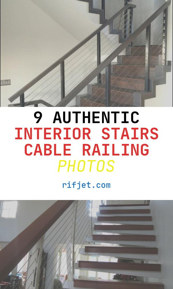 Interior Stairs Cable Railing Awesome 38 Edgy Cable Railing Ideas for Indoors and Outdoors