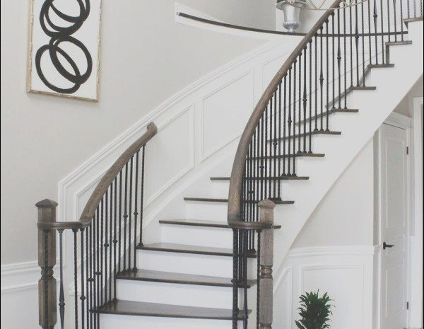 14 Outstanding Iron Stairs Ideas Collection