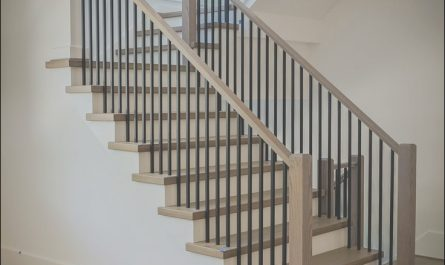 Modern Balusters Stairs Unique Metal Baluster In 2019 Stairs