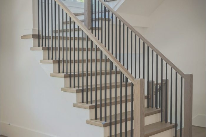 8 Elegant Modern Balusters Stairs Photography