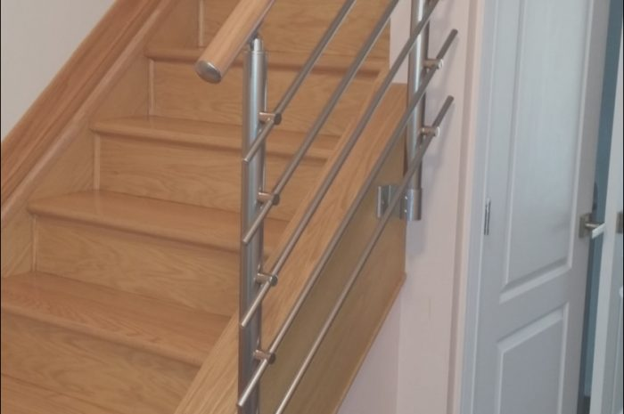 12 Fantastic Modern Handrail for Stairs Collection