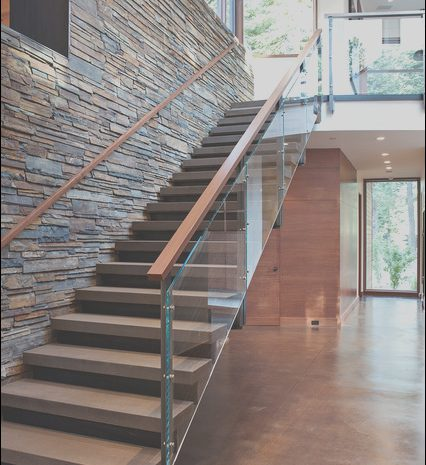 9 Superb Modern Home Stairs Photos