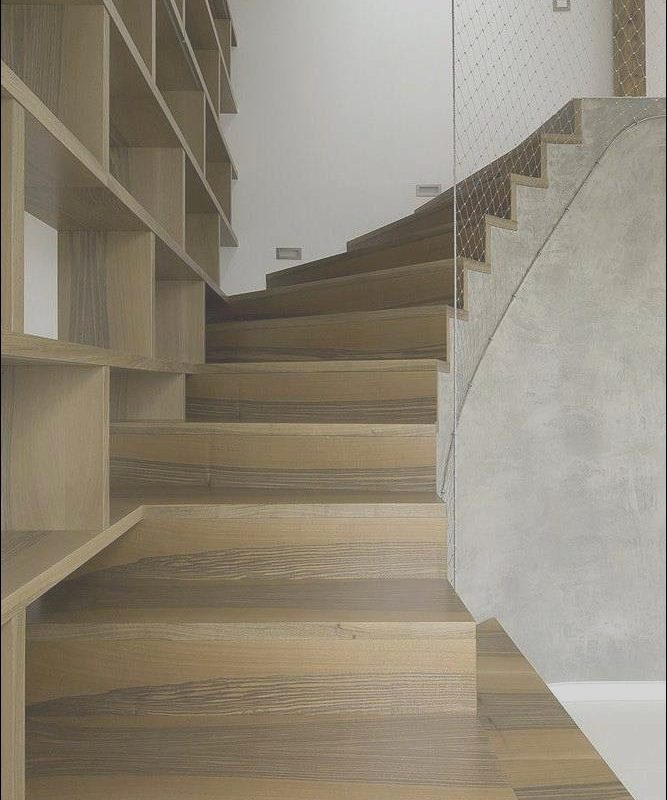 Modern Loft Stairs Elegant Modern Loft with Boundless and Fluency Space – Rounded