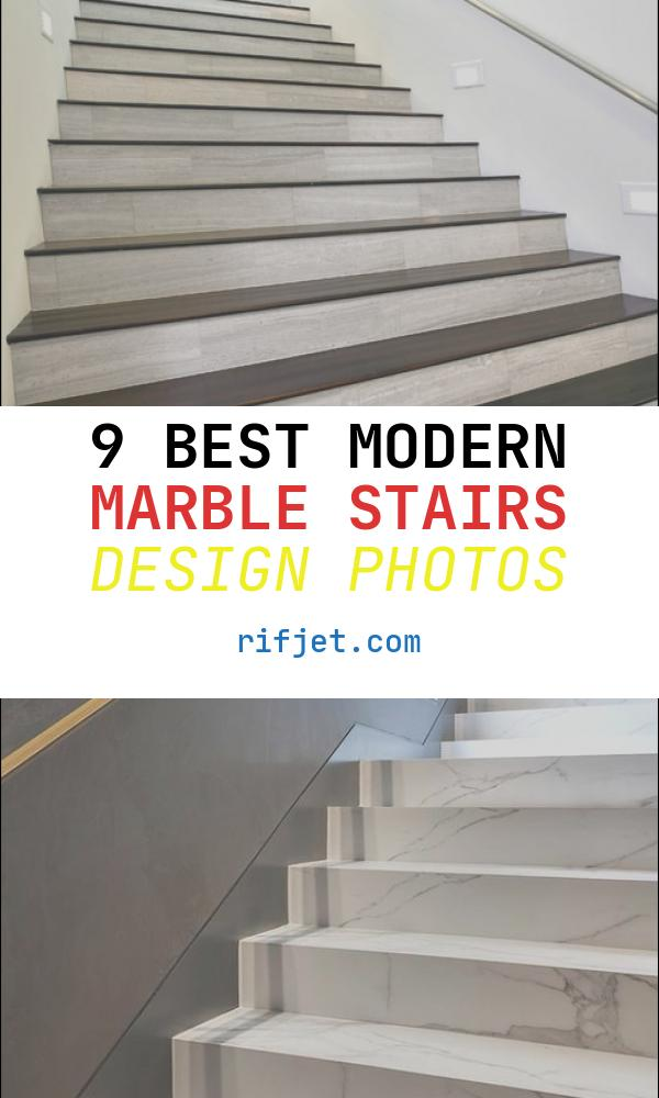 Modern Marble Stairs Design Unique Haisa Light Polished Marble Stair Risers Modern