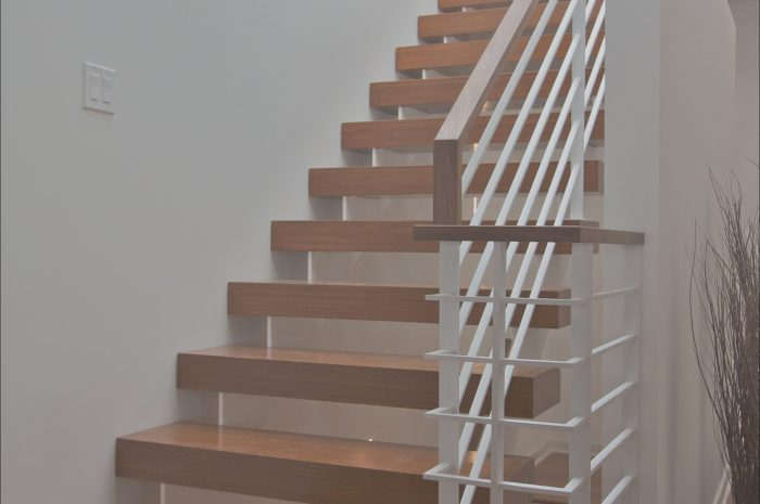 11 Lively Modern Stairs Banister Photos