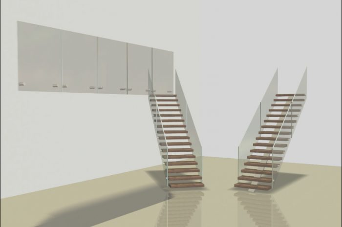 14 Exotic Modern Stairs for Sims 2 Image