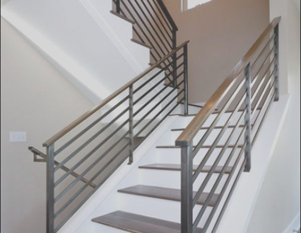 11 Practical Modern Stairs Handrail Collection