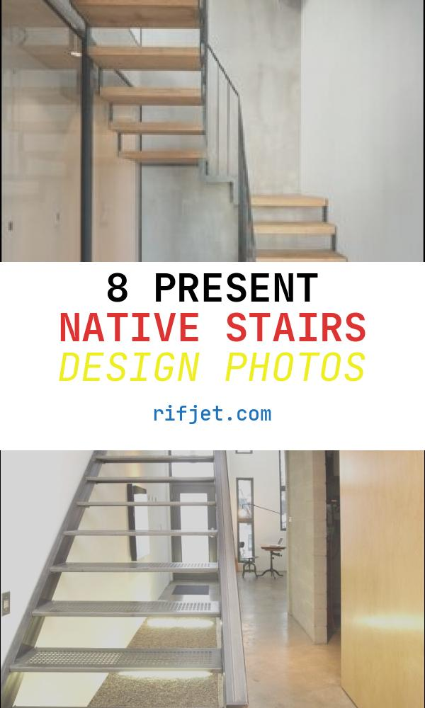 8 Present Native Stairs Design Photos
