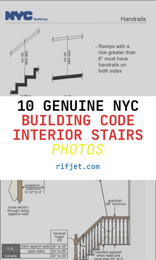 Nyc Building Code Interior Stairs Lovely New York City Department Of Buildings Filing Rep Course 206