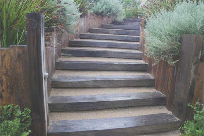 15 Luxurious Outdoor Stairs Ideas Design Gallery
