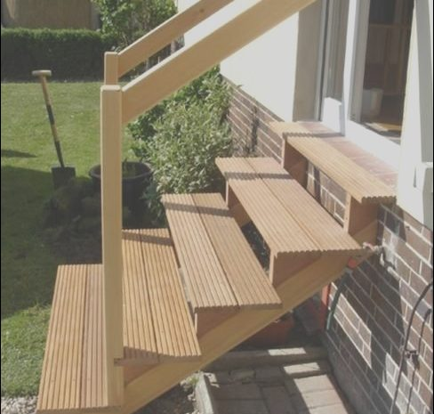 12 Casual Outdoor Stairs Wooden Photos