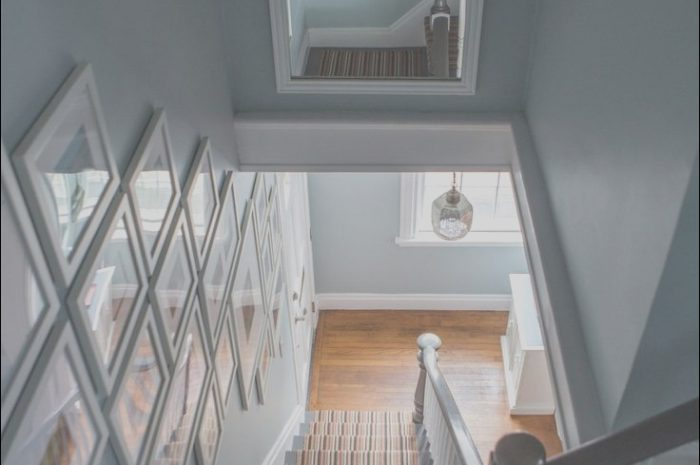 8 Majestic Over the Stairs Decor Images
