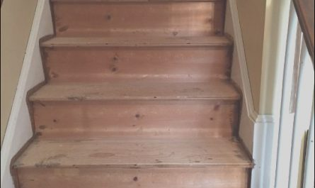 Removing Varnish From Wooden Stairs Best Of How to Remove Carpet From Stairs and Paint them