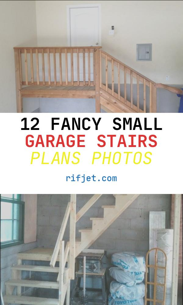 Small Garage Stairs Plans New 9 Best Images About Garage Stairs On Pinterest