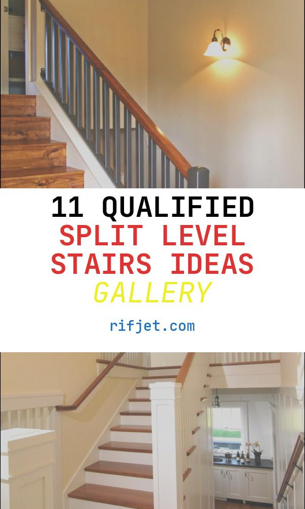 Split Level Stairs Ideas New Split Level Stairs after