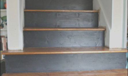 Staining Garage Stairs Beautiful How to Paint and Stain Stairs for An Updated Look