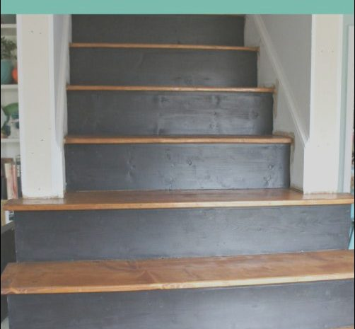 12 Elegant Staining Garage Stairs Photos