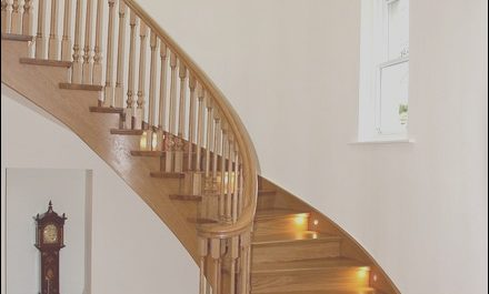 Staircase Design Yorkshire Awesome Curved Oak Staircase Hetton Yorkshire Dales