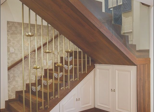 14 Natural Stairs Almirah Design Collection