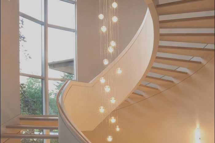 9 Flawless Stairs area Ceiling Design Photos