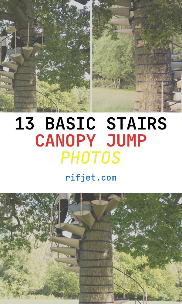 Stairs Canopy Jump New Canopy Stair